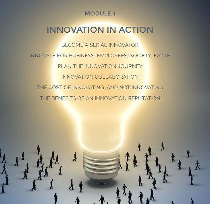 BizReBoot Module 4: Innovation in Action