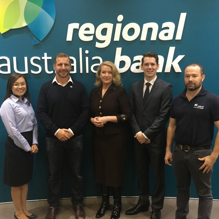 Regional Australia Bank Partners with Armidale Business Chamber