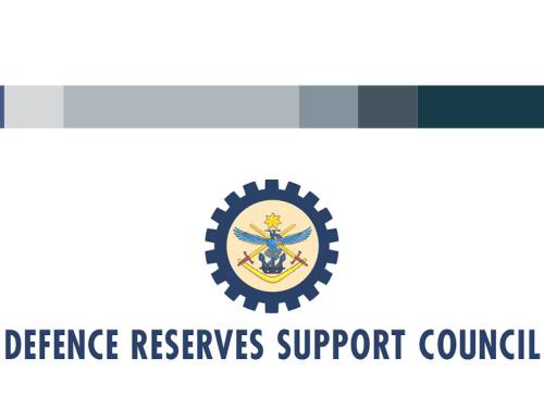 Defence Reserves Support Council Banner